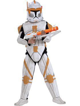 Deluxe Clone Trooper Commander Cody (tm)