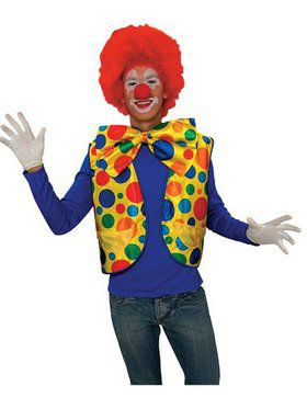 Classic Clown Costume Ideas