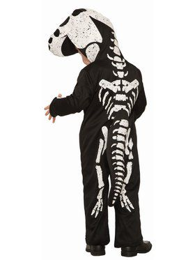 Deluxe Dinosaur Bones - I Child Costume