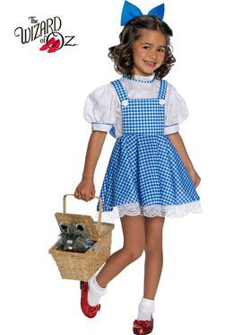Deluxe Dorothy Tm Child  sc 1 st  BuyCostumes.com : sonic costume for girls  - Germanpascual.Com