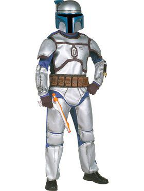 Deluxe Jango Fett Tm Child