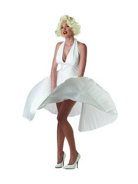 Marilyn Monroe Costume Ideas