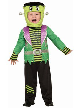 Deluxe Monster - I Child Costume