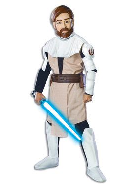 Deluxe Obi Wan Kenobi Child Tm