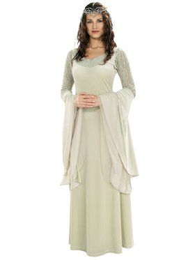 Deluxe Queen Arwen Adult Costume