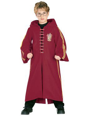 Harry Potter Quidditch Robe Super Deluxe Child Costume  sc 1 st  BuyCostumes.com & Witch and Wizard Costumes - Halloween Costumes | BuyCostumes.com