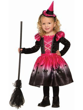 Deluxe Spooky Witch - I Child Costume