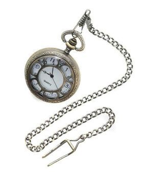 Steampunk Deluxe Pocket Watch Accessory