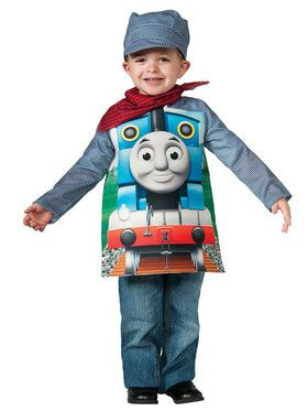 Thomas The Tank Deluxe Toddler/Child Costume
