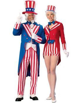 Deluxe Uncle Sam Adult