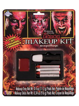 Demon Makeup Kit
