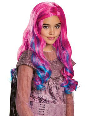 Descendants 3: Audrey Child Wig