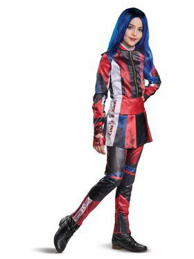 Descendants 3: Evie Deluxe Child Costume