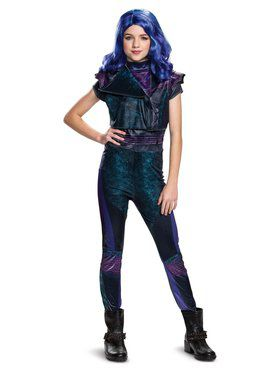 Descendants 3: Mal Classic Child Costume