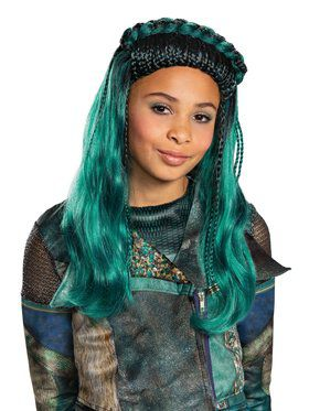 Descendants 3: Uma Child Wig