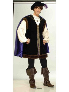 Designer - Noble Lord - Medium Adult Costume
