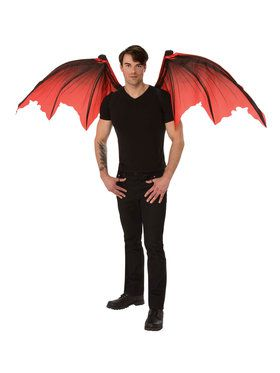 Red Devil Wings