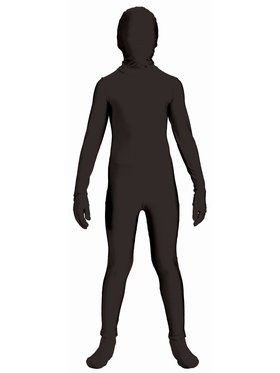 Disappearing Man - Black - Teen Adult Costume