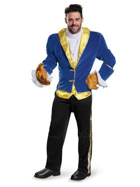 Disney Beauty and the Beast: Beast Men's Costume