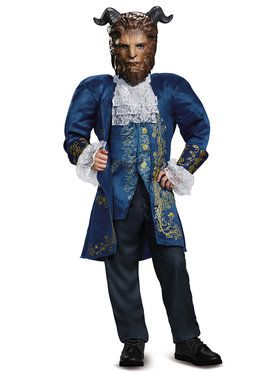 Disney Beauty and the Beast - Beast Child Deluxe Costume