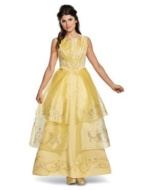 Disney Beauty and the Beast - Adult Belle Ball Gown Classic Costume