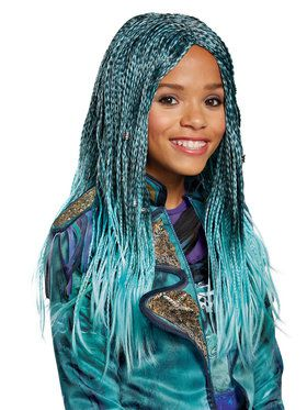Disney Descendants 2: Uma Isle Look Wig