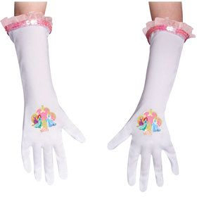 Disney Princess Girls Multi Princess Gloves