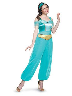 Disney Princess Jasmine Adult Deluxe Costume