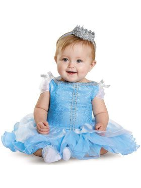 Prestige Toddler Cinderella Disney Princess Costume