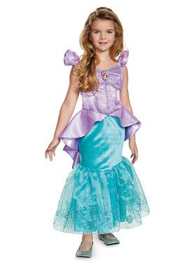 Toddler Disney Storybook Ariel Prestige Costume