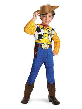 Toy Story - Disney Classic Woody Toddler Costume