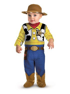 Infant Woody Disney Toy Story Costume