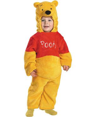 Infant/Toddler Winnie the Pooh Disney Costume
