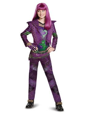 Disney's Descendants 2: Mal Isle Look Deluxe Costume