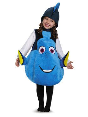 Disney's Finding Dory Toddler Dory Delux