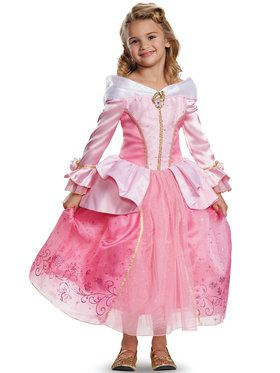 Storybook Sleeping Beauty Aurora Prestige Child / Toddler Costume