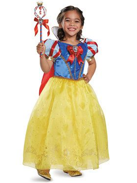 Storybook Snow White Prestige Child / Toddler Costume