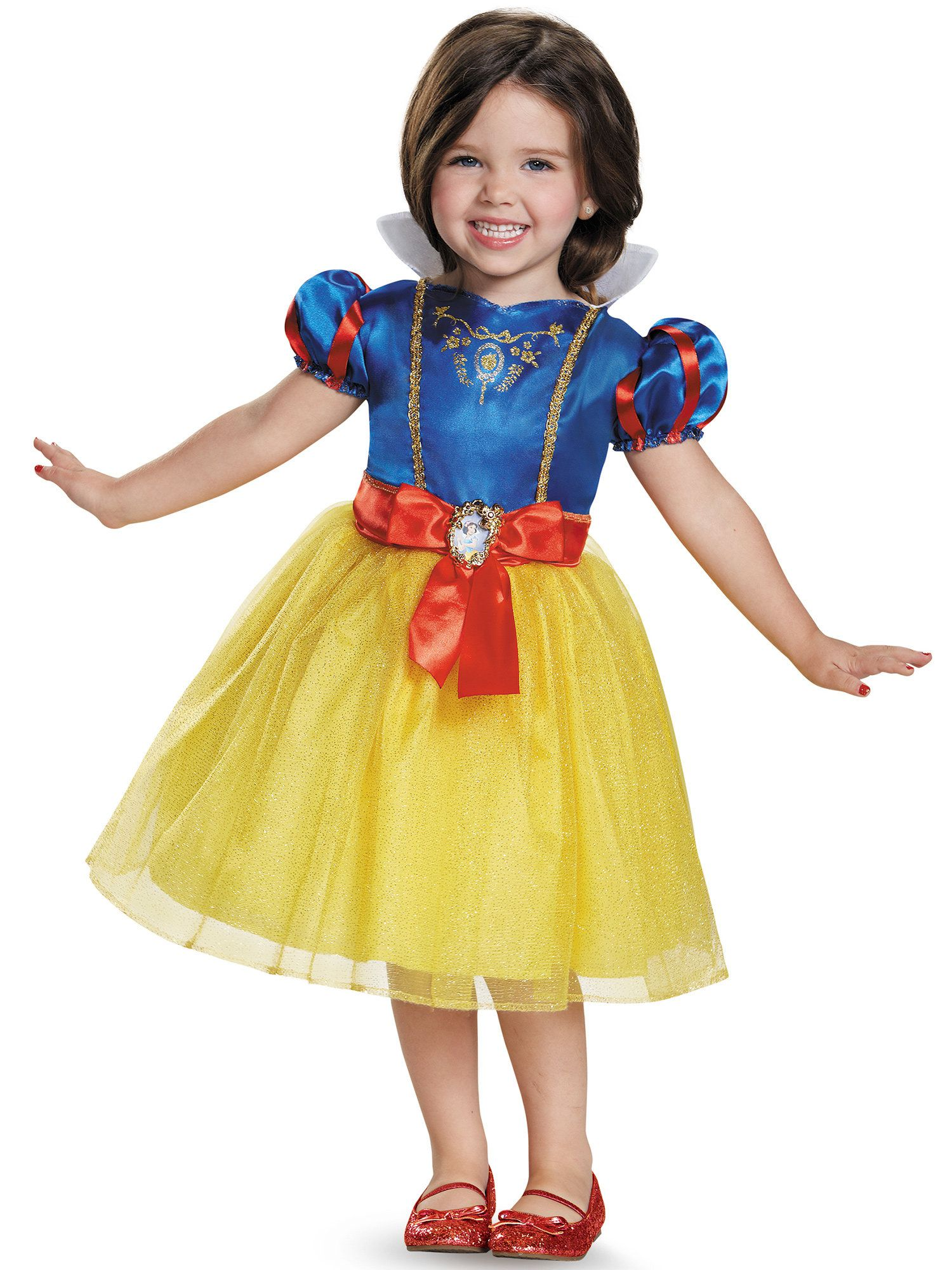 ef3fcdbfd Disney Princess Snow White Classic Costume For Toddler Girls - Baby ...