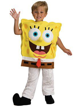 Dlx Child Spongebob (tm)
