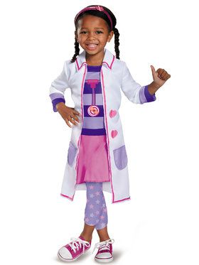Doc Mcstuffins Girls Toy Hospital Classi