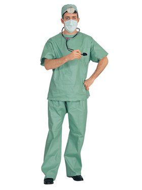 Doctor Adult Costume