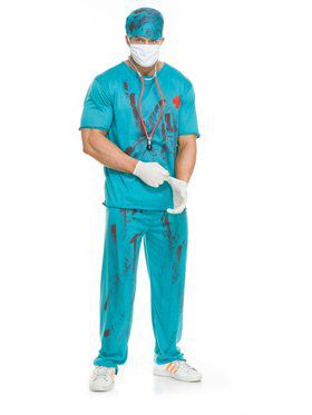 Doctor Dead Adult Costume