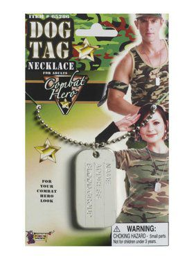 Adult Dog Tags
