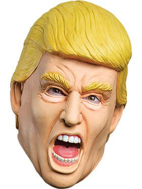 Donald Chump Deluxe Latex Mask