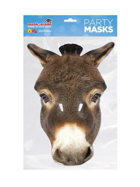 Face 2018 Halloween Masks - Donkey