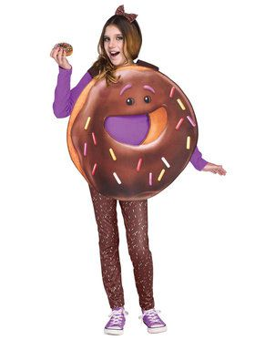 Donut Child Costume