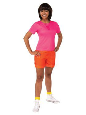 Dora The Explorer Dora Adult Costume