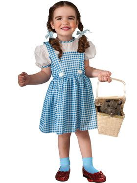 Dorothy Toddler Costume