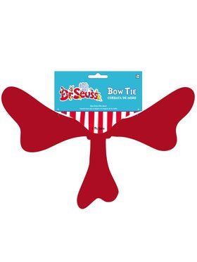 Dr. Seuss Cat in the Hat Costume Bowtie