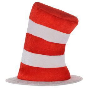 Dr. Seuss Child Cat in the Hat Hat